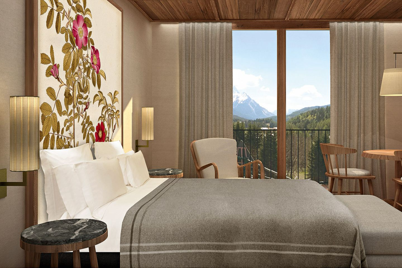 "Berghotel ""Faloria Spa Resort"" in Italien"