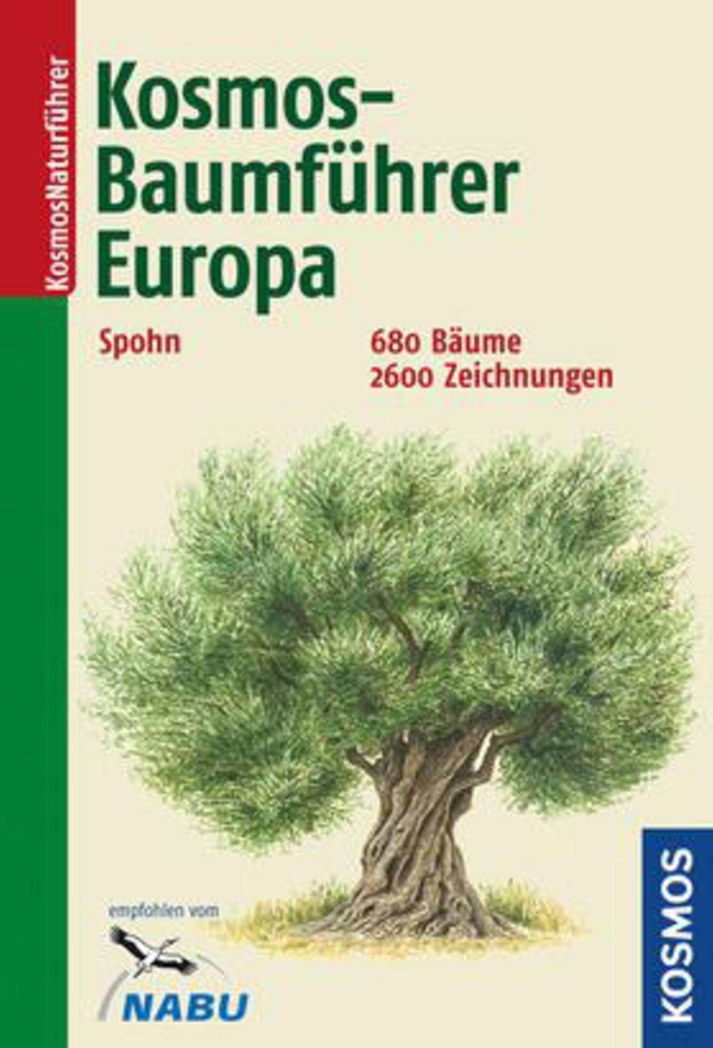 Kosmos Baumführer Europa