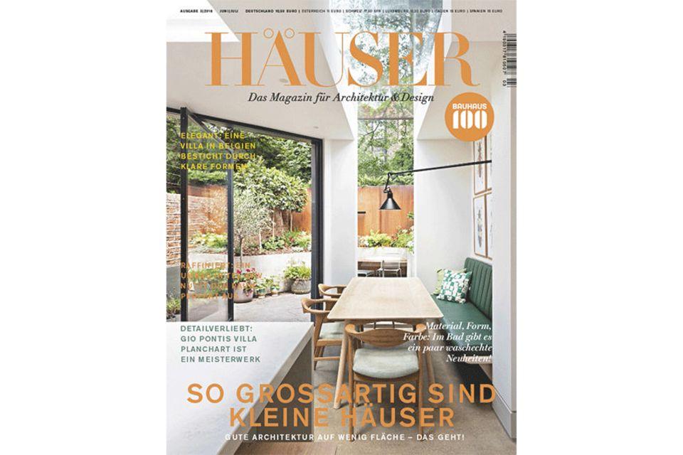 HÄUSER 2019-03: Cover