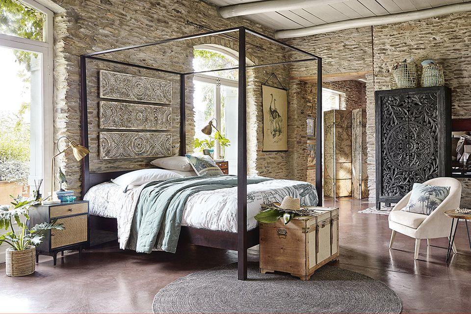 """Himmelbett """"Goa"""" von Maisons Du Monde"""