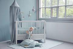 """Babyzimmer: Bett """"Harlequin"""" von Cam Cam Copenhagen"""