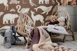 """Mädchenzimmer: Puppenbett """"Kuka Doll"""" von Ferm Living"""
