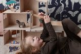 """Mädchenzimmer: Puppenhaus """"Funkis House"""" von Ferm Living"""