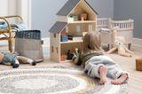 Mädchenzimmer: Teppich von Sebra