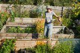 Gartenarbeiten in Great Dixter