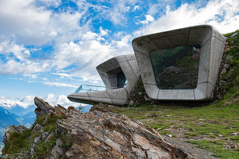 Südtirol: Pusterstal, Messner Mountain Museum
