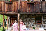 Südtirol: Pustertal, Hochraut Alm