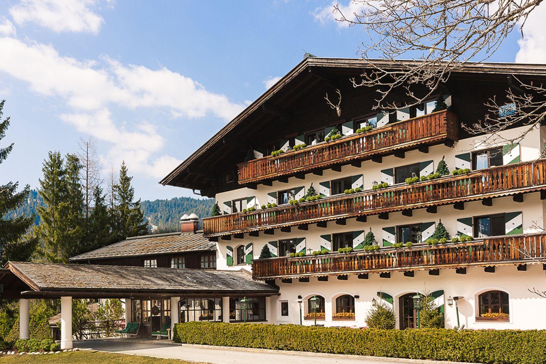 Berghotel Wachtelhof, Österreich