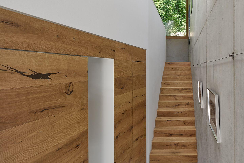 HÄUSER 2019-04: Hanghaus - Treppe