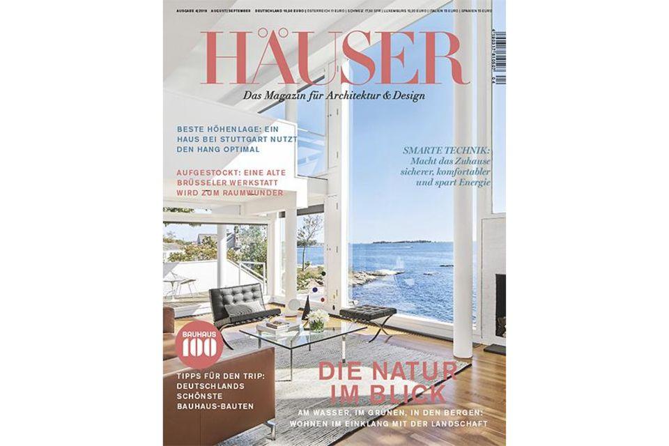 HÄUSER 2019-04: Inhalt