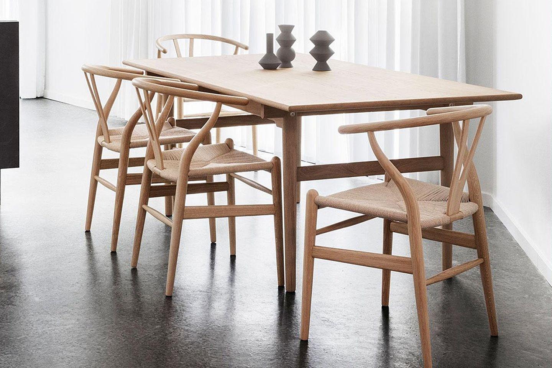 """""""Wishbone Chair"""" von Hans J. Wegner Carl Hansen"""