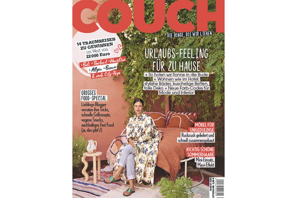 COUCH: 2019 #08