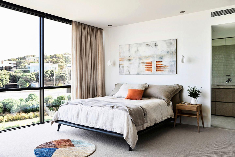 Wohnen mit Meerblick - Schlafzimmer