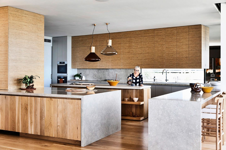 Wohnen mit Meerblick - Küche