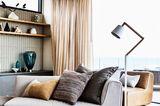 Wohnen mit Meerblick - Wohnzimmer