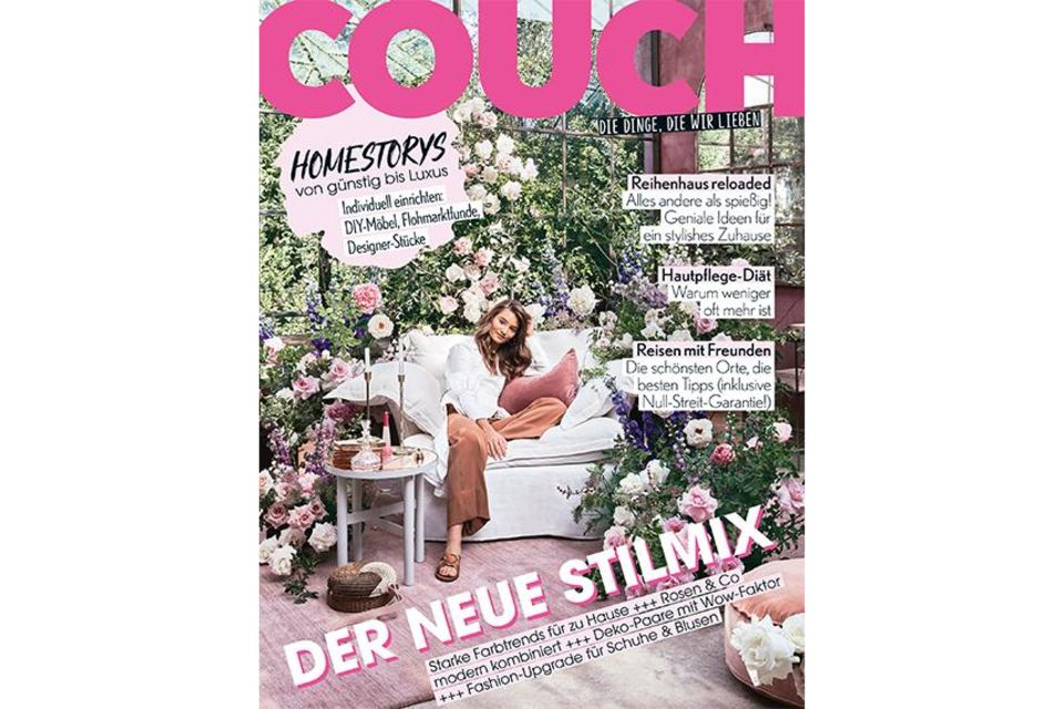 COUCH 9/2019: Cover