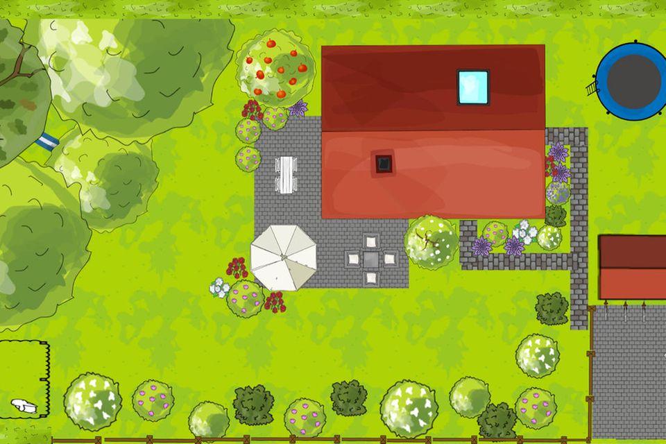 Gartenplaner: Gardena - Screenshot - My Garden