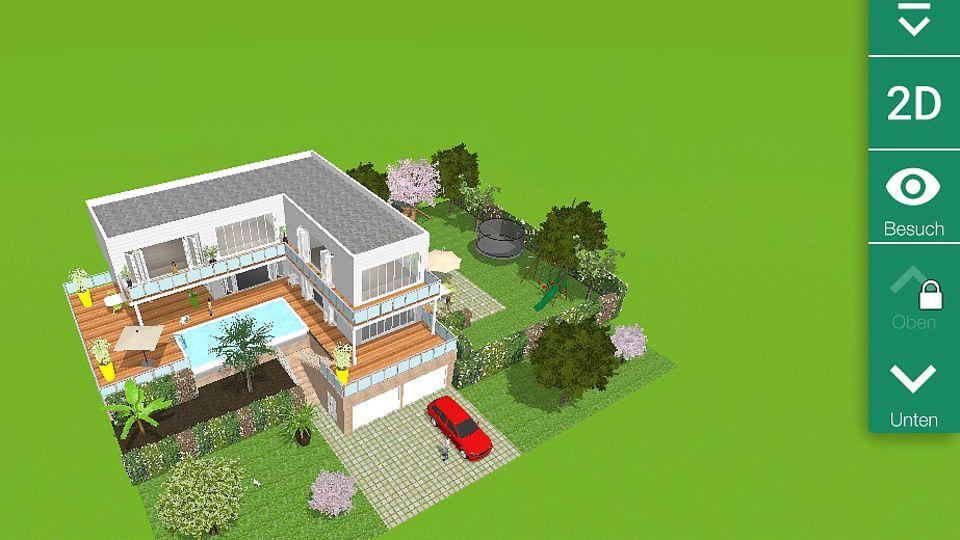 Gartenplaner: Home Design 3D Outdoor & Garden