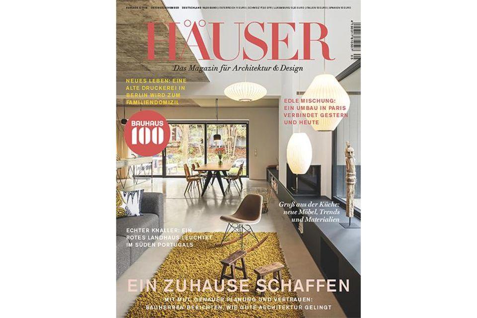 HÄUSER 2019-05: Cover-Sidebar
