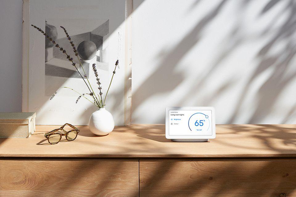 Smart-Home-Systeme: Google Nest Hub