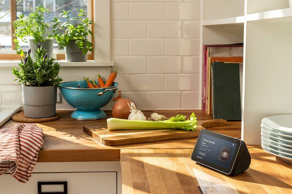 Smart-Home-Systeme: Amazon Echo