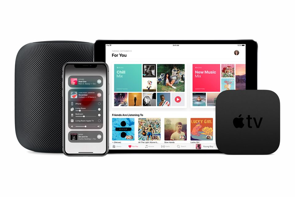 Smart-Home-Systeme: Apple