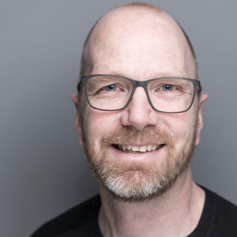 Architekt Daniel Kinz