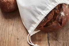 Brotbeutel aus Stoff von Living Crafts