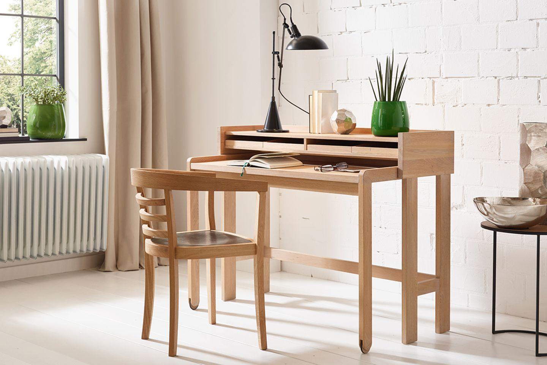 """Schreibtisch """"Modesto"""" in Eiche von Lambert Home"""
