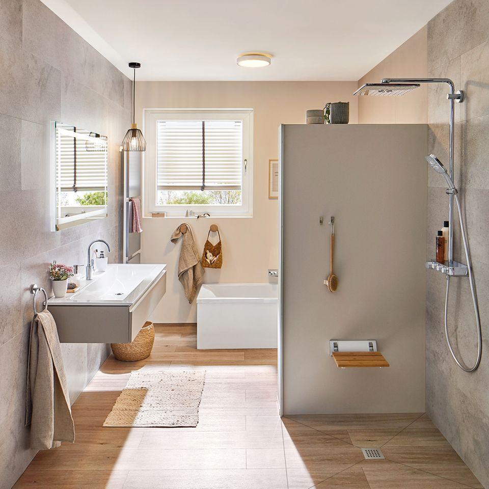 Badezimmerbeleuchtung Ideen für schönes Licht   [SCHÖNER WOHNEN]