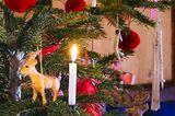 Den Weihnachtsbaum oppulent oder minimalistisch schmücken - wie viel ist zu viel? - Bild 11