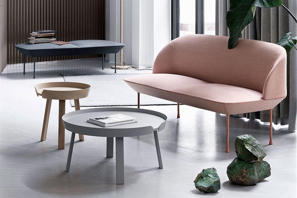Wohnzimmer-Deko - schöne Ideen für Accessoires & Textilien