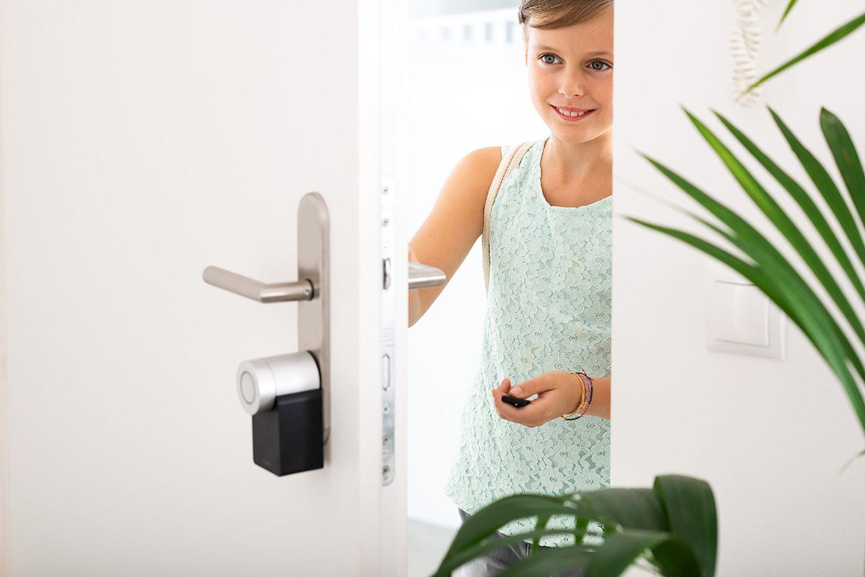 """Smarter Türöffner: """"Smart Lock"""" von Nuki"""