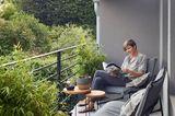 Neuer Balkon Haus Koch
