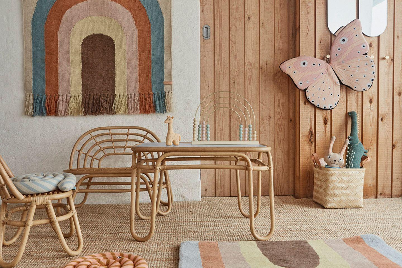 Wanddeko und Spielzeug von Oyoy