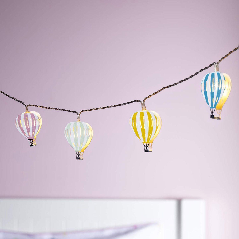 Lichterkette mit Heißluftballons von Lights4fun