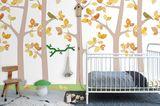 Tapetenbäume als Wandtattoo fürs Kinderzimmer – von Inke.nl