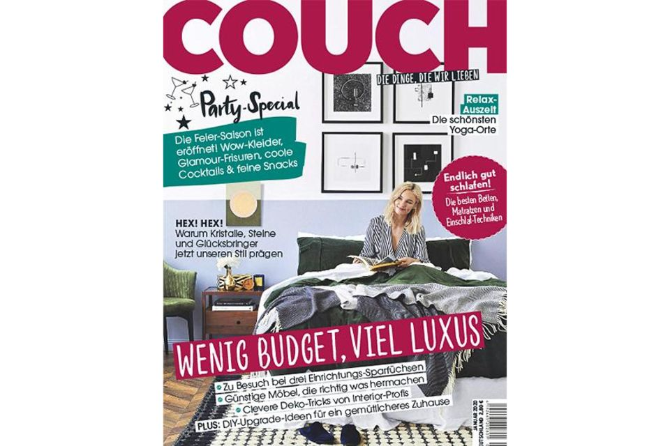 COUCH: 2020-01 Cover