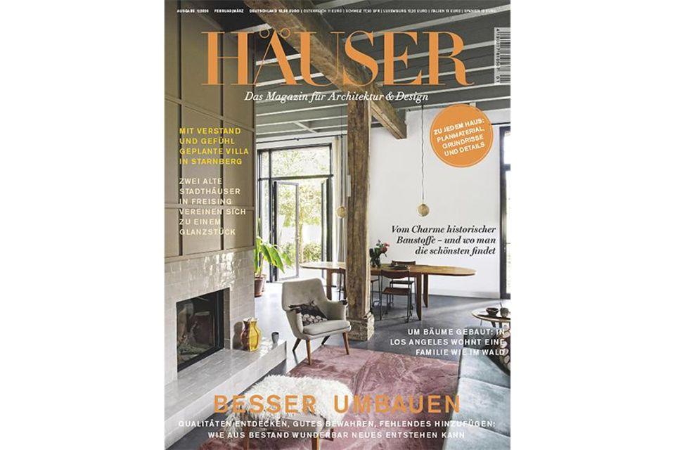 HÄUSER 2020-01: Cover
