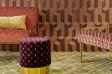 """Tapete """"Elements"""" mit Holzfurnier auf Vlies von Arte International"""