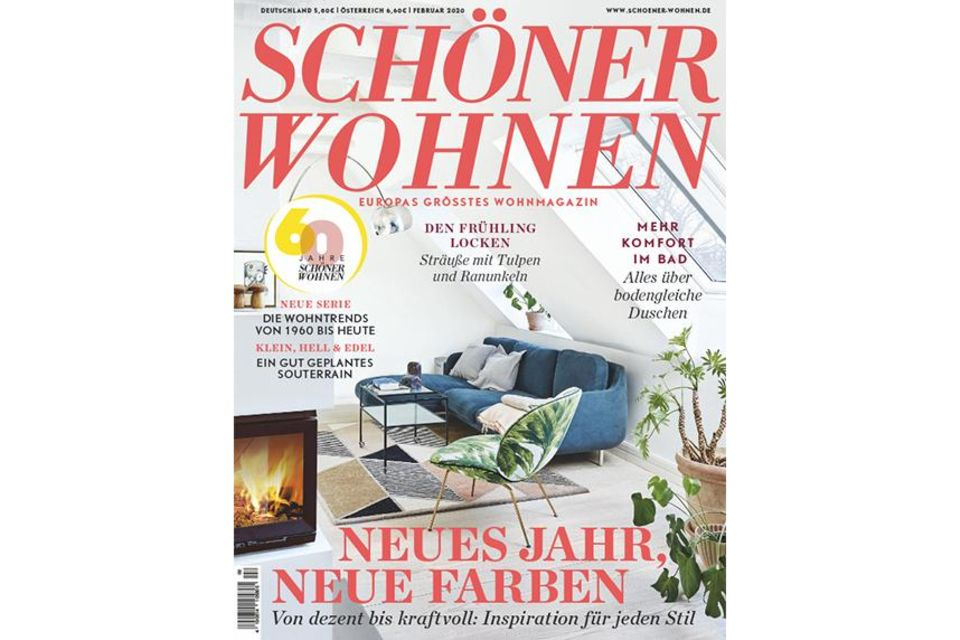 SCHÖNER WOHNEN 02-2020: Inhalt