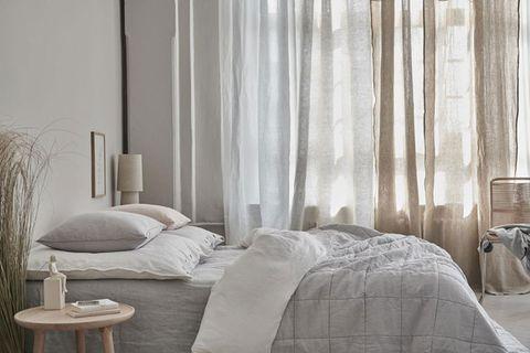 """Luxus aus Stoff: Vorhang """"Sameiro"""" von Urbanara"""