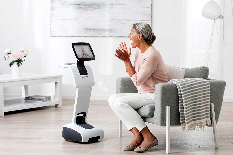 "Haushaltshilfe ""Home Care Robot"" von Medisana"