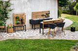 """Outdoor-Küche """"Drop"""" mit Bar von Cane-Line"""
