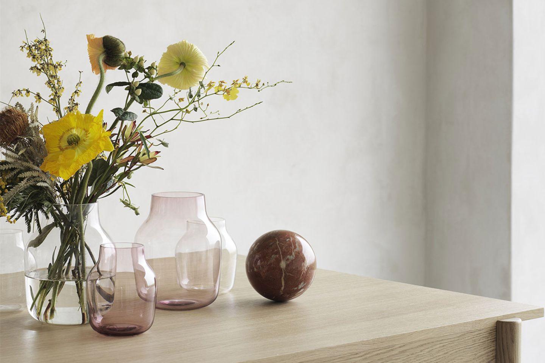 """Vase """"Silent"""" von Muuto"""