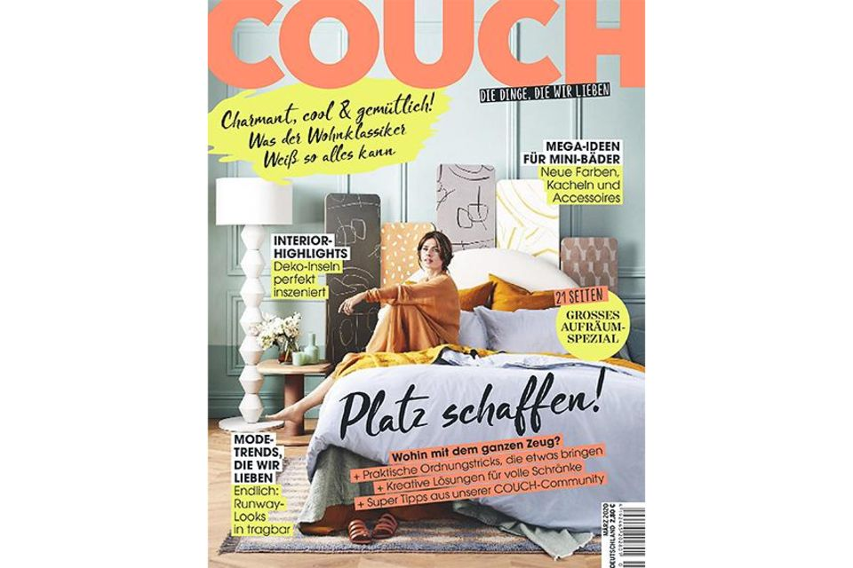 COUCH: 2020-03 Cover