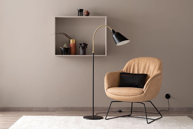 SCHÖNR WOHNEN Designfarbe Kaschmirbraun