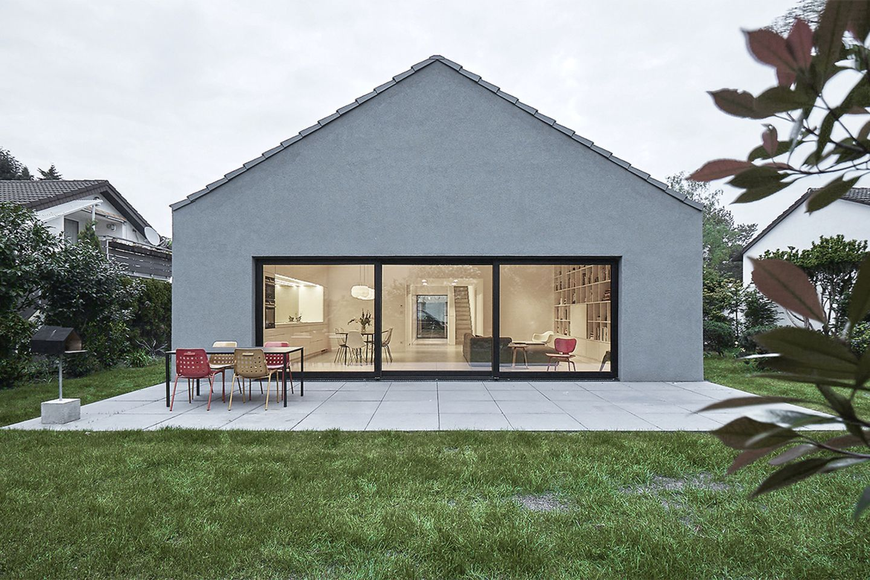 HÄUSER 2020-02: Helga Blocksdorf Architektur, Haus Karlsruhe