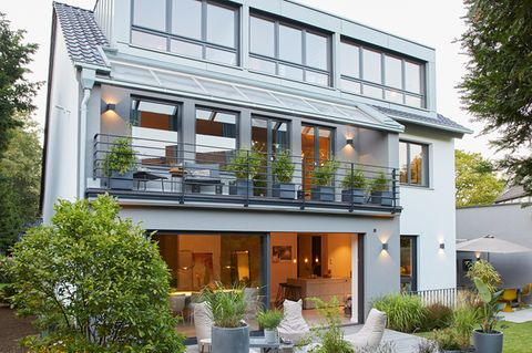 Umbauprojekt Haus Koch