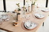"""Tischsets """"Curve"""" aus recyceltem Leder von Linddna"""